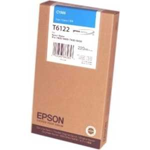 Картридж Epson Stylus Pro 7450/ 9450 (C13T612200) chip resetter for epson stylus pro 4910 refillable ink cartridge