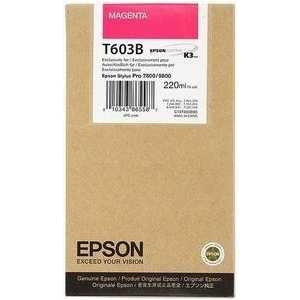 Картридж Epson Stylus Pro 7800/ 9800 (C13T603B00) pro 7800 9800 refilling cartridge 8pcs set with 4 funnels