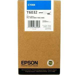 Картридж Epson Stylus Pro 7800/ 9800/ 7880/ 9880 (C13T603200) refillable ink cartridge for epson 7800 9800 7880 9880 large format printer with chips and resetters 8 color and 350ml