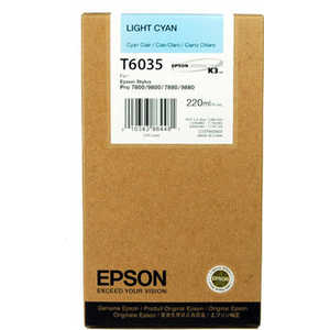 Картридж Epson Stylus Pro 7800/ 9800/ 7880/ 9880 (C13T603500) original new dx5 cap top station for epson stylus pro 7400 7450 7800 7880 9450 9800 9880 inkjet printer ink pump clean unit