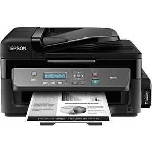 МФУ Epson M205 (C11CD07401) мфу фабрика печати epson m205 монохромный a4 34ppm 1440x720dpi usb c11cd07401