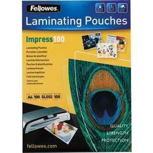 Пленка для ламинирования Fellowes FS-53510 пленка для ламинирования fellowes fs 53511