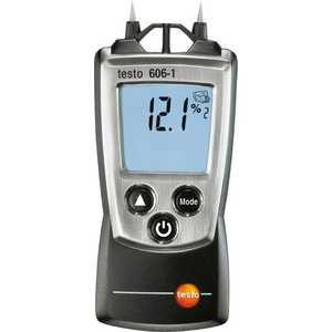 Измеритель влажности древесины Testo 606-1 гигрометр древесины и стройматериалов testo 606 2