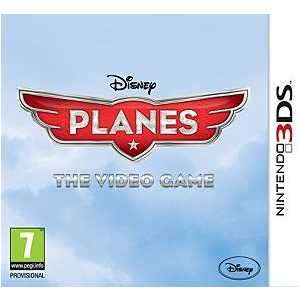 Игра для 3DS  Disney Planes: The Videogame (3DS, английская версия)