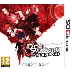 Игра для 3DS  Shin Megami Tensei: Devil Survivor Overclocked (3DS, английская версия)