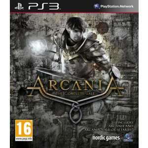 Игра для PS3  Arcania: The Complete Tale (PS3, русская версия)