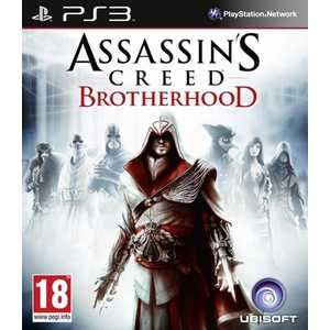 Игра для PS3  Assassin's Creed Brotherhood (PS3, английская версия)