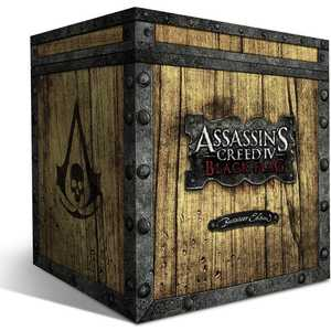 Игра для PS3  Assassin's Creed IV. Черный Флаг. Buccaneer Edition (PS3, русская версия)
