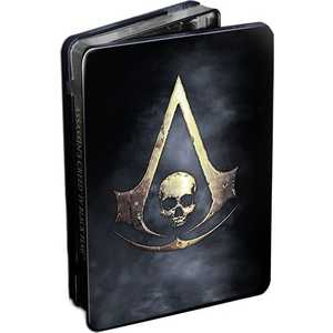Игра для PS3  Assassin's Creed IV. Черный Флаг. Skull Edition (PS3, русская версия)