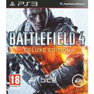 Игра для PS3  Battlefield 4 Deluxe Edition (PS3, русская версия)
