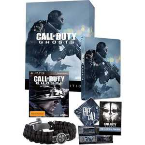Игра для PS3  Call of Duty: Ghosts Hardened Edition (PS3, русская версия)