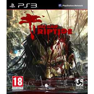 Игра для PS3  Dead Island: Riptide Spesial Edition (PS3, английская версия)