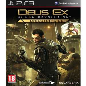 Игра для PS3  Deus Ex: Human Revolution Director's Cut (PS3, английская версия)