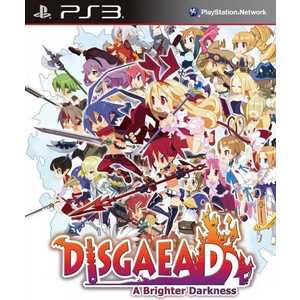 Игра для PS3  Disgaea D2 A Brighter Darkness (PS3, английская версия)