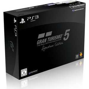 Игра для PS3  Gran Turismo 5 Signature Edition (PS3, английская версия)