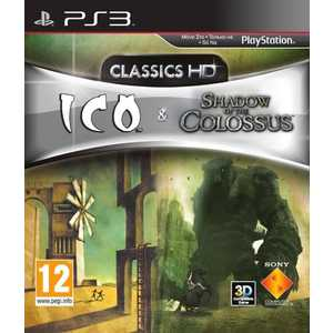Игра для PS3  Ico and Shadow of Colossus Collection (PS3, английская версия)