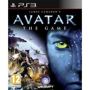 Игра для PS3  James Cameron's Avatar: the Game (PS3, английская версия)
