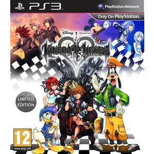 Игра для PS3  Kingdom Hearts HD 1.5 Remix Limited Edition (PS3, английская версия)