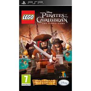 Игра для PS3  LEGO Pirates of the Caribbean The Video Game (Essentials) (PS3, английская версия)