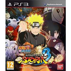 Игра для PS3  Naruto Shippuden: Ultimate Ninja Storm 3 (PS3, русские субтитры)
