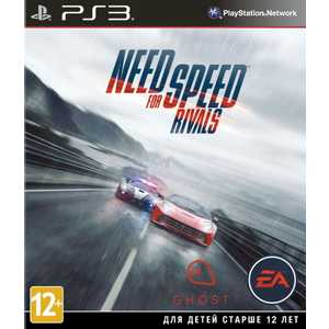 Игра для PS3  Need for Speed Rivals (PS3, русская версия)