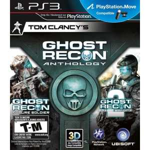 Игра для PS3  Tom Clancy's Ghost Recon Future Soldier and Advanced Warfighter 2 (PS3, английская версия)