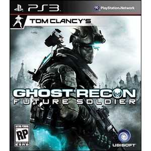 Игра для PS3  Tom Clancy's Ghost Recon: Future Soldier Singnature Edition (с поддержкой 3D) (PS3, русская версия)