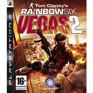 Игра для PS3  Tom Clancy's Rainbow Six Vegas 2 (PS3, английская версия)