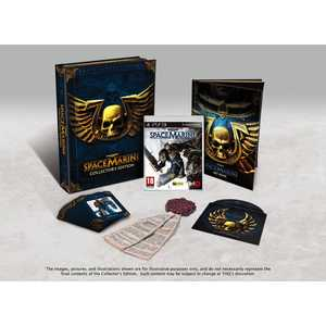 Игра для PS3  Warhammer 40,000: Space Marine Collectors Edition (PS3, русские субтитры)