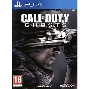 Игра для PS4  Call of Duty: Ghosts (PS4, русская версия)