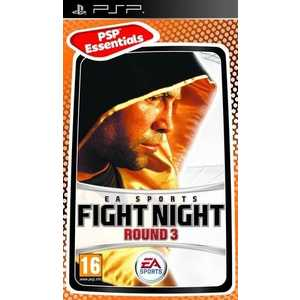 Игра для PSP  Fight Night ROUND 3 (Essentials) (PSP, английская версия)