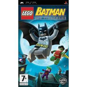 Игра для PSP  LEGO Batman the Video Game (PSP, английская версия)