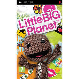 Игра для PSP  LittleBigPlanet (Essentials) (PSP, английская версия)