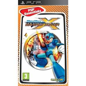Игра для PSP  Mega Man Maverick Hunter X (Essentials) (PSP, английская версия)