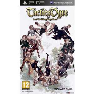 Игра для PSP  Tactics Ogre: Let Us Cling Together (PSP, английская версия)