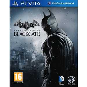 Игра для PS Vita  Batman: Arkham Origins. Blackgate (PS Vita, английская версия)