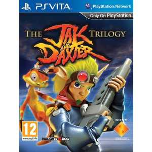 Игра для PS Vita  Jak and Daxter Trilogy (PS Vita, русская версия)