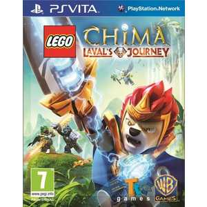 Игра для PS Vita  LEGO Legends of Chima: Laval's Journey (PS Vita, английская версия)