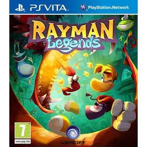 Игра для PS Vita  Rayman Legends (PS Vita, русская версия)