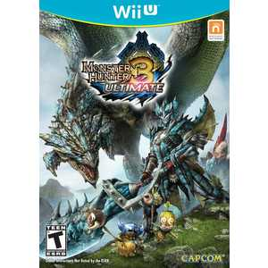 Игра для Wii-U  Monster Hunter 3 Ultimate (Wii-U, английская версия)