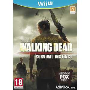Игра для Wii-U  The Walking Dead: Survival Instinct (Wii-U, английская версия)