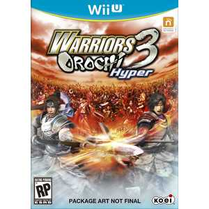 Игра для Wii-U  Warriors Orochi 3: Hyper (Wii-U, английская версия)