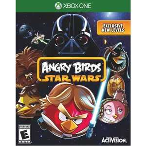 Игра для Xbox One  Angry Birds Star Wars (Xbox One, английская версия)