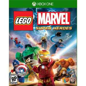 Игра для Xbox One  LEGO Marvel Super Heroes (Xbox One, английская версия)