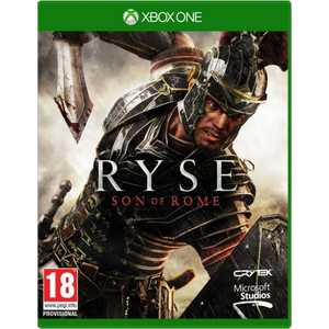 Игра для Xbox One  Ryse: Son of Rome (Xbox One, английская версия)