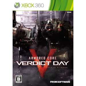Игра для Xbox 360  Armored Core Verdict Day (Xbox 360, английская версия)