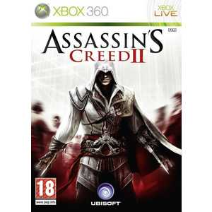 Игра для Xbox 360  Assassin's Creed 2 Game of The Year (Xbox 360, Русская версия)