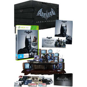 Игра для Xbox 360  Batman: Arkham Origins Collectors Edition (Xbox 360, английская версия)