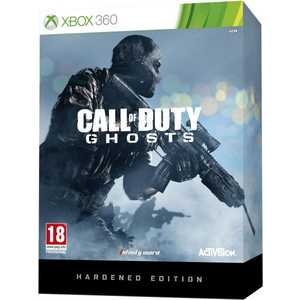 Игра для Xbox 360  Call of Duty: Ghosts Hardened Edition (Xbox 360, русская версия)