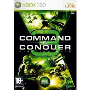 Игра для Xbox 360  Command and Conquer 3: Tiberium Wars (Xbox 360, английская версия)